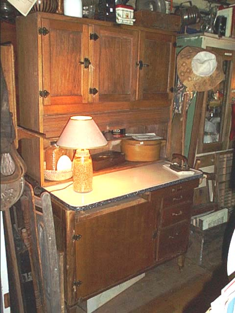 hoosier kitchen cabinet parts 2